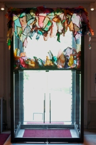 MAYA FREELON ASANTE's Installation at the Corcoran Gallery of Art, photo credit: Jason Tucker