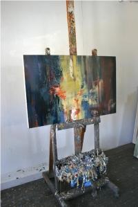 Andrei Petrov's Studio, NYC, 2012
