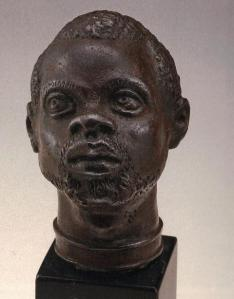 Head of a Black Slave (1560-90, cast iron, Venice, Italy) Courtesy Walters Art Museum