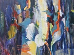 "Andrei Petrov, Havana Nocturne, 36""x48"", oil on canvas"