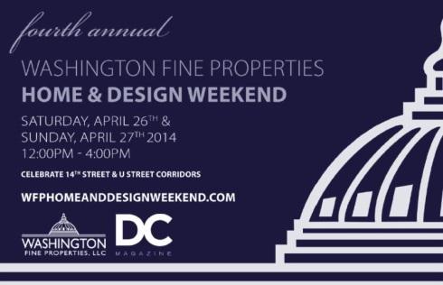 washington properties design weekend 2014 promo