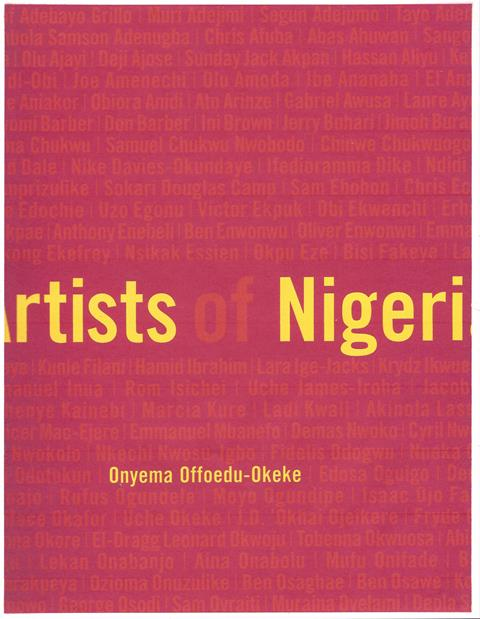 Artists of Nigeria Cover web