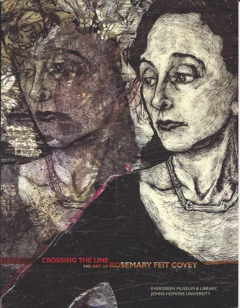 Crossing the Line : Rosemary Feit Covey Evergreen Museum catalog