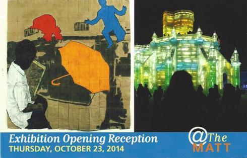 Mattatuck Donnett Exhibition Invite Front web