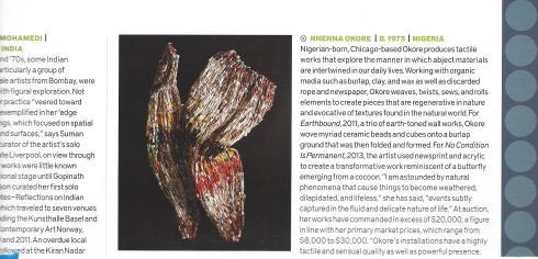 Blouin Okore 2014