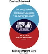 Frontier Unimagined logo Venice Bi 2015 Audu
