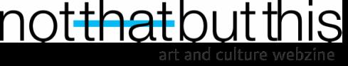 not that but this webzine logo
