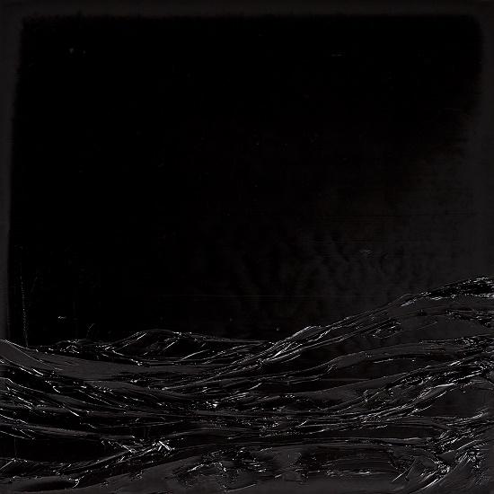 "Nighttime 14, 12""x12"", oil on panel"