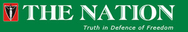 The Nation logo Nigeria