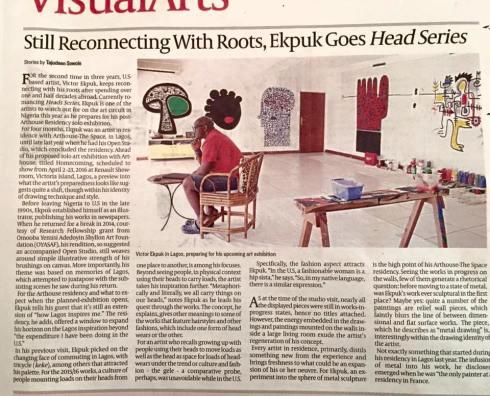 victor nigerian newspaper
